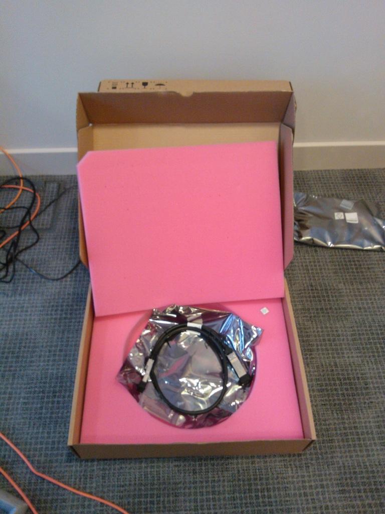 QSFP DAC Box