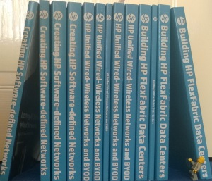 HP Master ASE Books